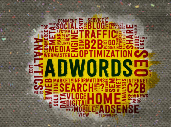 Sosyal Medya, Adwords, 3D Typography