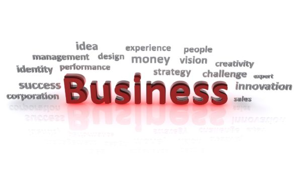 business words
